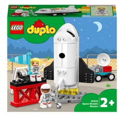 10944 - LEGO® Duplo - La mission de la navette spatiale