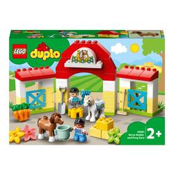10951 - LEGO® DUPLO - L'écurie et les poneys
