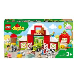 10952 - LEGO® DUPLO - La grange, le tracteur et les animaux de la ferme