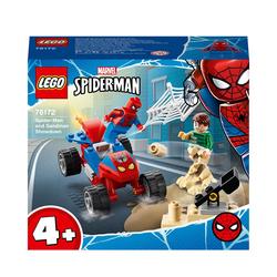 76172 - LEGO® Marvel Super Heroes - Le combat de Spider-Man et Sandman
