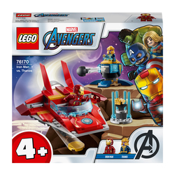 76170 - LEGO® Marvel Super Heroes - Iron Man contre Thanos