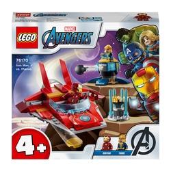76170 - LEGO® Marvel Super Heroes - Iron Man contre Thanos