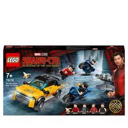 76176 - LEGO® Marvel Super Heroes - L'évasion des Dix Anneaux