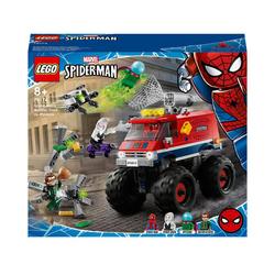 76174 - LEGO® Marvel Super Heroes - Le camion monstre de Spider-Man contre Mystério