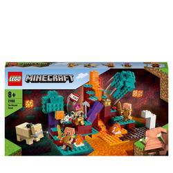21168 - LEGO® Minecraft™ - La forêt biscornue