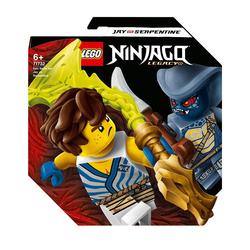 71732 - LEGO® Ninjago - Set de bataille épique - Jay contre Serpentine