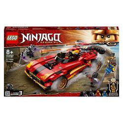 71737 - LEGO® Ninjago - Le chargeur Ninja X-1