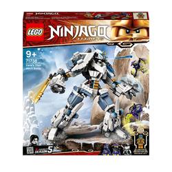 71738 - LEGO® Ninjago - Le robot de combat Titan de Zane