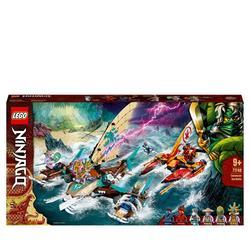 71748 - LEGO® Ninjago - La bataille de catamarans