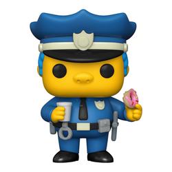 Figurine Funko Pop Simpson - Chief Wiggum