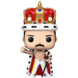 Funko Pop Figurine Freddie Mercury King of Queen