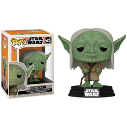 Figurine Yoda Star Wars Série Concept - Funko Pop