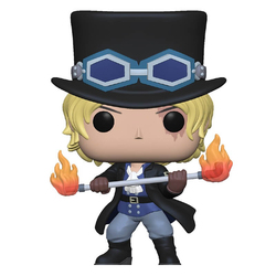 Figurine pop One Piece Sabo