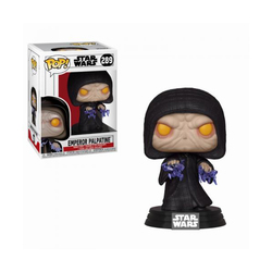 Figurine Star Wars Palpatine Revitalisé - Funko Pop
