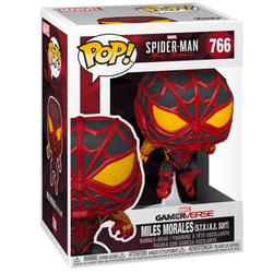 Figurine Spiderman Miles Morales Costume S.T.R.I.K.E - Funko Pop