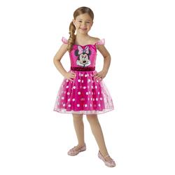 Déguisement Disney Minnie Pink Ballerina - 2/3 ans