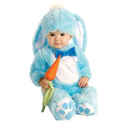 Déguisement bébé petit lapin bleu