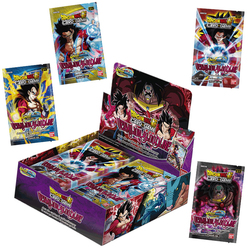 Dragon Ball Super - Booster S11 Pack Unison Warrior