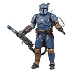 Figurine 15 cm Mandalorien d'infanterie lourde - Star Wars Black Series