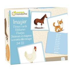 Imagier animaux familiers multilingue