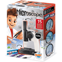 Microscope 15 expériences