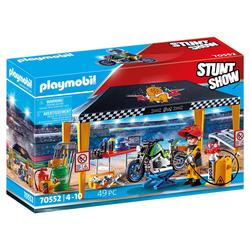 70552 - Playmobil Stuntshow - L'atelier de réparation