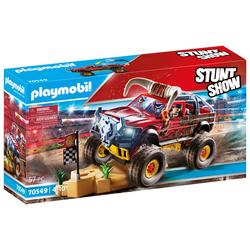 70549 - Playmobil Stuntshow - 4x4 de cascade Taureau