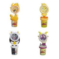 Pâte à modeler - Les animaux rigolos de la ferme Play-Doh Animal Crew