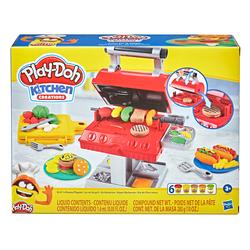 Pâte à modeler - Le Roi du Grill Play-Doh Kitchen