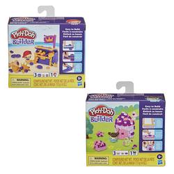 Pâte à modeler - Maison des fées ou Coffre trésor Play-Doh Builder