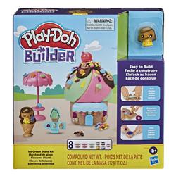 Pâte à modeler - Le marchand de glace Play-Doh Builder