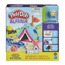 Pâte à modeler - Soirée Camping Play-Doh Builder