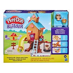 Pâte à modeler - Cabane dans l'arbre Play-Doh Builder