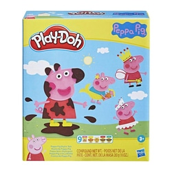 Pâte à modeler Play-Doh - Styles de Peppa Pig