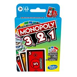 Monopoly 3, 2, 1