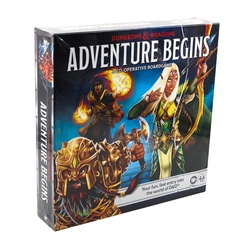 L'Aventure commence - Donjons et Dragons