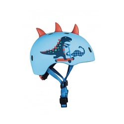 Casque Dino 3D M