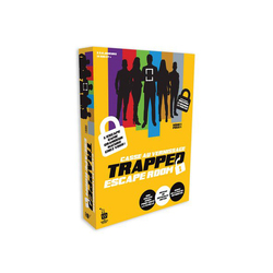 Trapped - Escape game Casse au vernis
