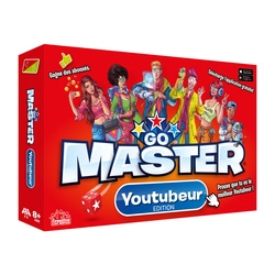 Go master Youtubers