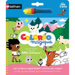 Kit Coloréo - Bébés animaux