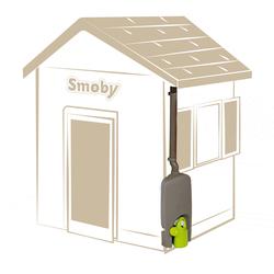 Récupérateur d'eau de pluie pour maison Smoby