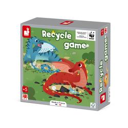 Trash dragon - Partenariat WWF®