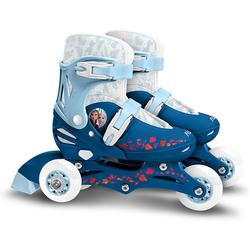 Rollers 3 roues - 2-en-1- La Reine des Neiges 2