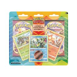 Pokémon Pack 2 Boosters Janvier 2021