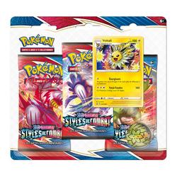 Pack 3 Boosters Cartes Pokémon Épée et Bouclier 05
