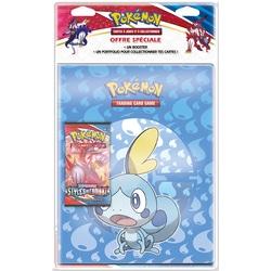 Pack Cahier + Booster Pokémon Épée et Bouclier 05