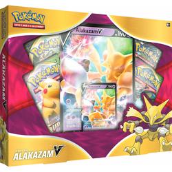Coffret Pokémon Alakazam-V - 4 boosters - Janvier 2021