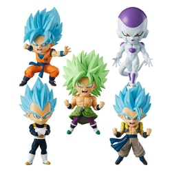 Figurine Chibi Masters 8 cm et son socle en assortiment - Dragon Ball Super