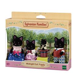 Sylvanian Families - 5530 - La famille chat magicien