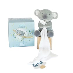 Doudou attache-sucette Koala
